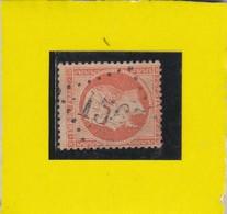 N° 23    GC  1567  FOURNIES  /  NORD   - REF 1416 - 1862 Napoléon III.