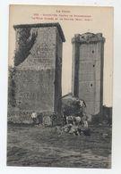 32 - BASSOUES - Tour Carrée Et Le Donjon - Animation Et Attelage - - Autres Communes