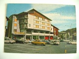 ABETONE HOTEL PALAZZACCIO    AUTO  CAR    RISTORANTE   HOTEL  ALBERGO  VIAGGIATA - Hotels & Restaurants