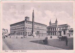 A234 ROMA S GIOVANNI IN LATERANO ANIMATA 1942 - Chiese