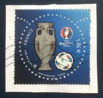 France, 1 E. 2016, Mi # 6411, Used - Frankrijk