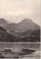 A243 PARCO NAZIONALE D' ABRUZZO TRA VILLETTA ED IL MONTE STERPALTO DI CIVITELLA 1960 CIRCA L'AQUILA - L'Aquila