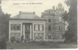 HOBOKEN : Hof Van Der Beken-Pasteel - Cachet De La Poste 1908 - Antwerpen