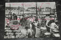 171-  La Turballe, Débarquement Des Sardines - La Turballe