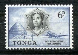 Toga - Tonga 1953 - Michel Nr. 107 * - Tonga (...-1970)
