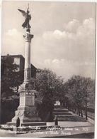 A263 MONTALTO DELLE MARCHE SOGGIORNO ESTIVO MONUMENTO AI CADUTI E VIALE PERETTI ASCOLI PICENO 1957 - Ascoli Piceno