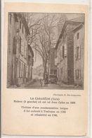Cpa 81 La Cabarede Maison Ou Est Né Jean Calas En 1698 Rare - Other Municipalities