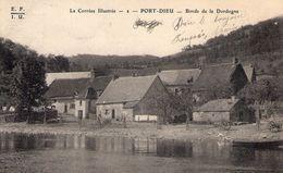 PORT DIEU - Bords De La Dordogne - BE+ - France