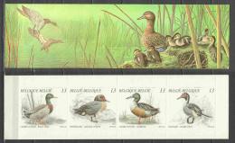 Belgium 1989 Markenheftchen 30 MNH DUCKS - Ducks