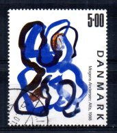 """Denmark - 1998 - 5k """"Alpha"""" Philatelic Creations - Used - Denmark"""