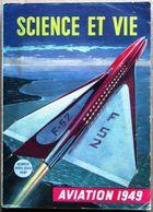 SCIENCE ET VIE N° Hors Série : AVIATION 1949 > Couverture De PAUL LANGELLÉ (F 52) - Books, Magazines, Comics