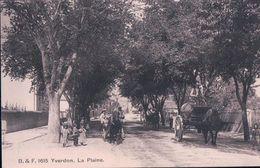 Yverdon, La Plaine, Attelages (1615) - VD Vaud