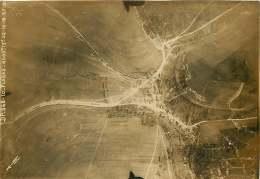 300118 PHOTO Aérienne Reconnaissance Allemande AVIATION GUERRE 14 18 MILITARIA - 55 MOIRY FLABAS CREPION Flabas - Other Municipalities