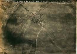 300118 PHOTO Aérienne Reconnaissance Allemande AVIATION GUERRE 14 18 MILITARIA - 55 HAN SUR MEUSE A - Other Municipalities