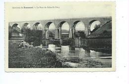 Environs De Beaumont Pont De Solre Saint Géry ( Pêcheur - Griffe Postale ) - Beaumont