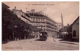 0395 - Alger-Mustapha - Rue De Lyon - Coll. Régence A.L. éd. - N° 619 - Algiers