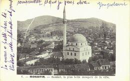 Carte Postale Ancienne De TURQUIE - MONASTIR - Turchia