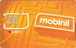 EGYPT - Mobinil GSM, Mint - Egypt