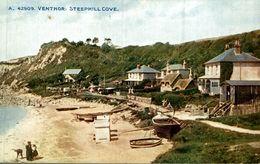 VENTNOR STEEPHILL COVE - England