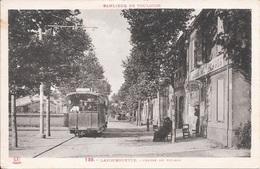 LAFOURGUETTE - Centre Du Village (Tramway). - Non Classés