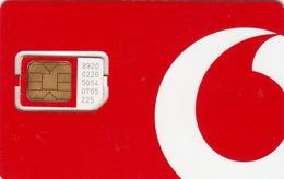 EGYPT - VODAFONE GSM Card, Used - Egypt