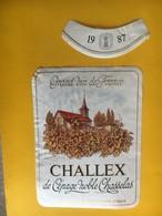 5714 - Challex 1987 Chasselas - Blancs