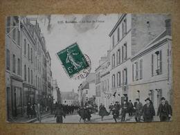 1 CPA 35 RENNES La Rue De L'Alma - Rennes