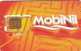 EGYPT - Mobinil GSM, Used - Egypt