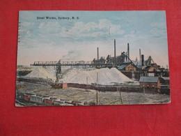 Steel Works Sydney N.S.  Ref 2829 - Other