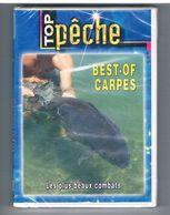 DVD -TOP PECHE-BEST-OF CARPES  N°42 DUREE 60 Minutes-NEUF DANS EMBALAGE D'ORIGINE - (voir Les 2 Scans) - Sports
