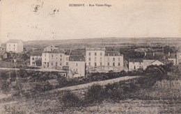 "1931 Hussigny Godbrange "" Rue Victor Hugo "" - Longwy"