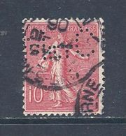 Y Et T  N° 129  Perforé   M Et C  49  Ind 5 ( Sgg ) - France