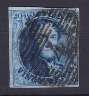 N° 11 A Margé RETOUCHE Feuille Et Prolongation De Cadre - 1858-1862 Medallions (9/12)