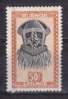 Ruanda-Urundi  Nr 171   Neufs - Postfris - MNH  (XX) - Ruanda-Urundi