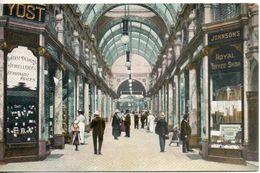 Angleterre. Leeds. County Arcade - Leeds