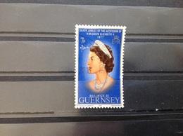 Guernsey - 25 Jaar Koningin Elizabeth (7) 1977 - Guernsey