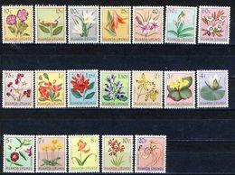 Ruanda-Urundi Nr 177-195  Neufs Avec Charnière - Postfris Met Plakker - MH  (X) - Ruanda-Urundi