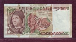 ITALIE - 5 000  LIRES Antonello Da Messina- 01/07/1980 - P.105b - [ 2] 1946-… : Repubblica