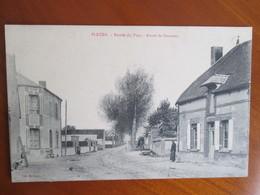 Pleurs , Entree Du Pays , Route De Sezanne - Andere Gemeenten