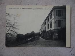 76 SAINTE VAUBOURG PAR DIEPPEDALLE LA COMMANDERIE - Autres Communes