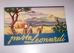 Acireale Catania Catalogo Riseria Pasta Molini Pastificio Leonardi Ed. 1950 Ca. - Unclassified