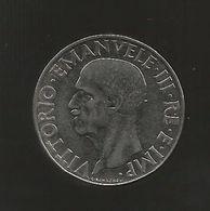 REGNO D' ITALIA - ITALIAN KINGDOM - 1 LIRA (1940) IMPERO - 1861-1946 : Regno
