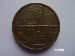 10 Francs - 1974 - K. 10 Francs