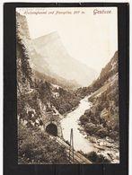 PRW784 POSTKARTE JAHR 1904 GESÄUSE Hochstegtunnel Und Planspitze UNGEBRAUCHT SIEHE ABBILDUNG - Österreich