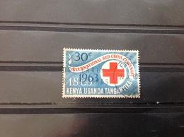 Kenia Uganda Tanganyika - 100 Jaar Rode Kruis (30) 1963 - Postzegels