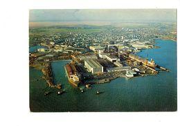 Cpm - 44 -  Saint Nazaire - Vue Sur Les Chantiers - 10 Bis Artaud - 1978 - Bateau Grue - Saint Nazaire