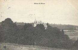 54 Meurthe Et Moselle Château De Montet - Sonstige Gemeinden