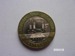 10 Francs - 2000 - K. 10 Francs
