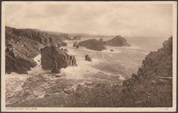 Kynance Cove, The Lizard, Cornwall, 1949 - Postcard - England