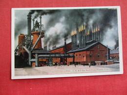 C.F. & I. Co Steel Plant    Colorado > Pueblo  Ref 2829 - Pueblo